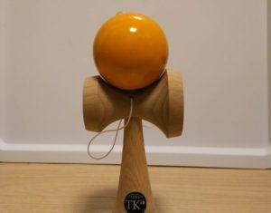 タミワ TK16 JUNIOR *GLOKEN監修 けん玉検定推奨品 オレンジ