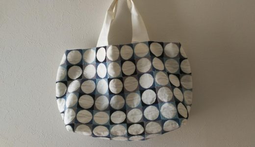 初めてのミナペルホネンは刺繍のバッグ 春に向けて身なりを整えよう作戦