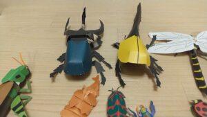 りったい 昆虫館: 小学館の図鑑NEOのクラフトぶっく